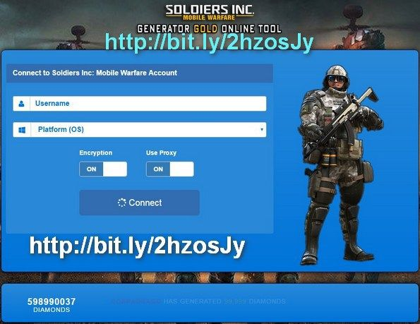 "Check out my @Behance project: ""Soldiers Inc Mobile Warfare Cheat 