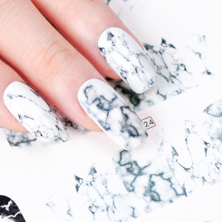 White Black Gradient Marble Nail Art Sticker White Black Gradient Marble Nail Art Sticker Specifications : Item Type: Nail Sticker & Decal Quantity: 1 sheet Style: Water Transfer Sticker Size: 6.5×5.2cm Desgin: beauty marble nature retro Pattern : High quality full wrap Color : gradient white black gray Trait : water decals Shipping : FREE Shipping Once you