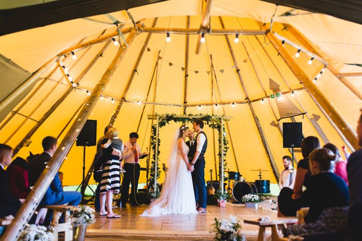 Top 300 best wedding ceremonies none church images by boho beth and mikeys fun filled rainy tipi wedding in the lake district by livvy hukins junglespirit Gallery