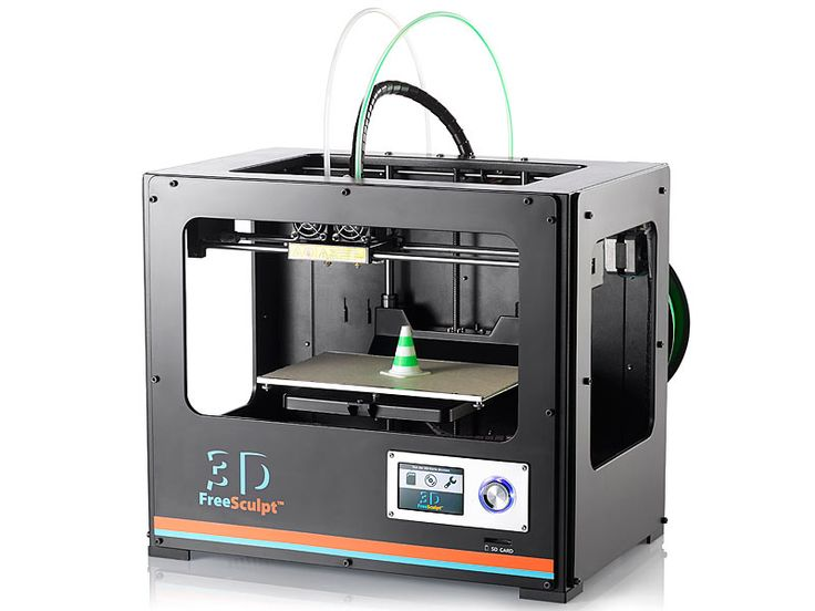 #Zweifarbiger #3D-Druck zum Schnäppchenpreis http://j.mp/Zweifarbiger-3D-Druck