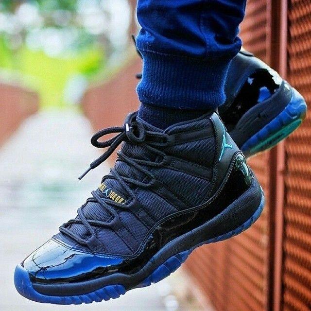 """Nike Air Jordan """"Gamma Blue"""" 11"""