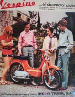 VESPINARIUM: VESPINO LUJO S (1971-1973)