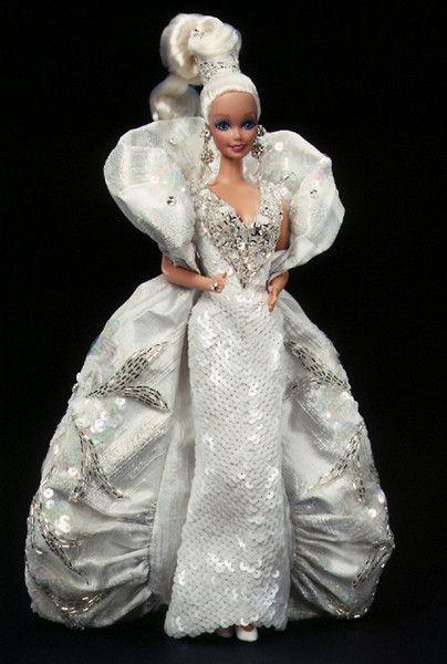 Platinum Bride Barbie – Bob Mackie Design Group, Ltd.