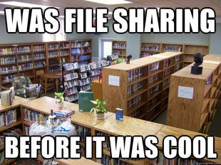 42 Library-Related Memes [PHOTOS] | Mosio for Libraries - Virtual Reference Software