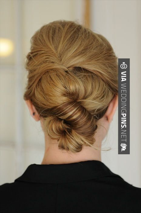 Fantastic! - Soft  style | CHECK OUT MORE GREAT WEDDING HAIRSTYLES AND WEDDING HAIRSTYLE SHOTS AT WEDDINGPINS.NET | #weddings #hair #weddinghair #weddinghairstyles #hairstyles #events #forweddings #iloveweddings #romance #beauty #planners #fashion #weddingphotos #weddingpictures