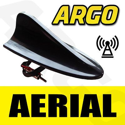 12v black #shark fin #aerial aero car antenna #radio gps working am fm mast roof,  View more on the LINK: http://www.zeppy.io/product/gb/2/371329588817/