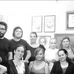 Se realiza primera reunión informativa entre grupo de artistas visuales  de Puerto Peñasco
