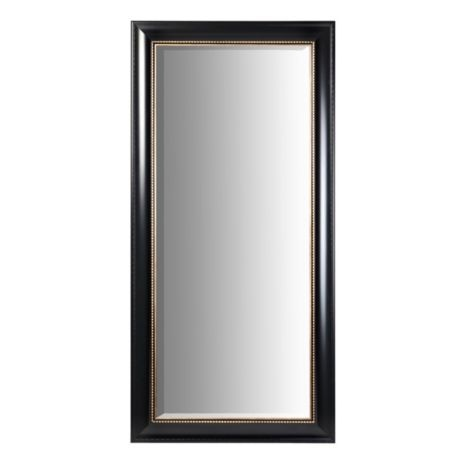 17 best glam salon on a budget images on pinterest for Full length mirror black frame