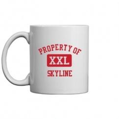 Skyline High School - Oakland, CA | Mugs & Accessories Start at $14.97