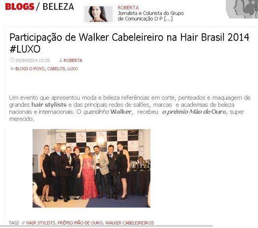BLOGS/BELEZA- O POVO com Roberta Fontelles Philomeno | Walker