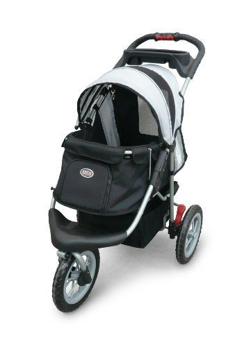 Pet Stroller,IPS-070, Black/Silver, Dog Carrier, Trolley, Innopet, Comfort EFA Buggy. Foldable pet buggy, pushchair, pram for dogs and cats., http://www.amazon.co.uk/dp/B009SLB6QE/ref=cm_sw_r_pi_n_awdl_AjdDxbNBS6XJP