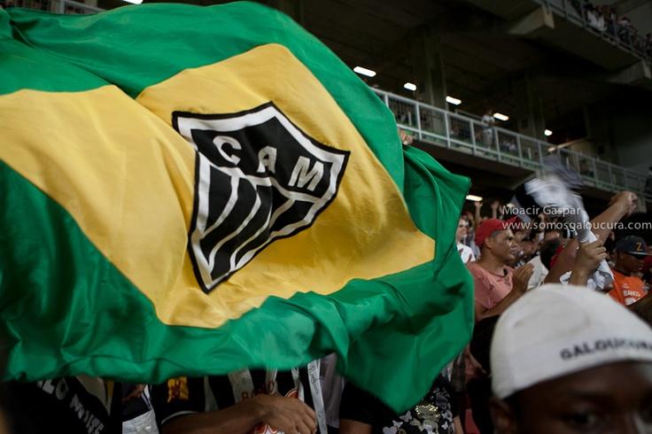 Atletico x America | Loucos pelo GALO