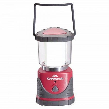 The Camp Lantern LED 300 is your ideal light source for camping, night fishing and boating or as backyard or emergency lighting around the home.