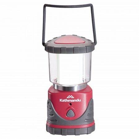 Camp Lantern LED 300 - Red Charcoal