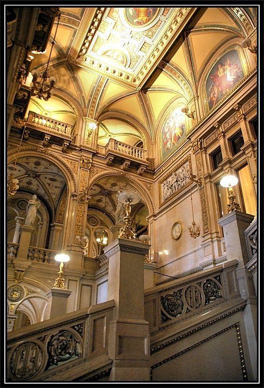 The Vienna State Opera (Wiener Staatsoper)