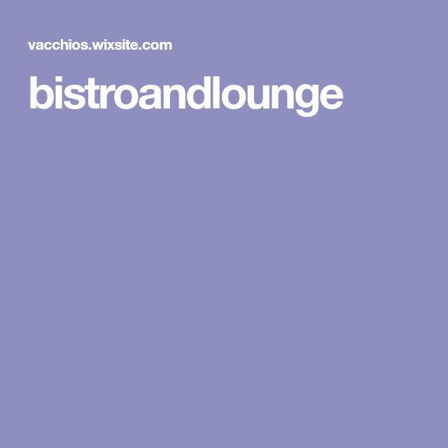 bistroandlounge