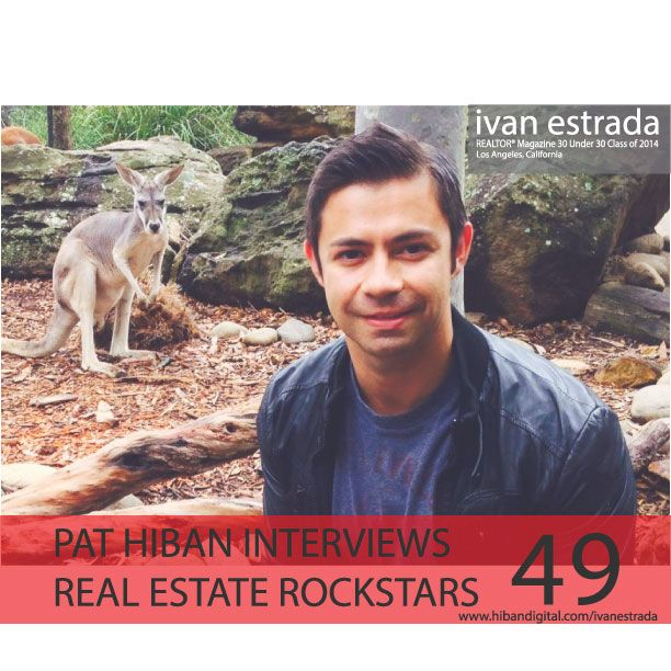 Utilizing Youtube to promote his listings, and get his name out there, Ivan Estrada is a true Real Estate innovator. A member of REALTOR® Magazine's 30 Under 30 Class of 2014, a recipient of the Top Producer award for Keller Williams... #realestate #podcast #pathiban #hibandigital #hibangroup #HIBAN #realestatesales #realestateagent #realestateagents #selling #sales #sell #salespeople #salesperson #ivanestrada