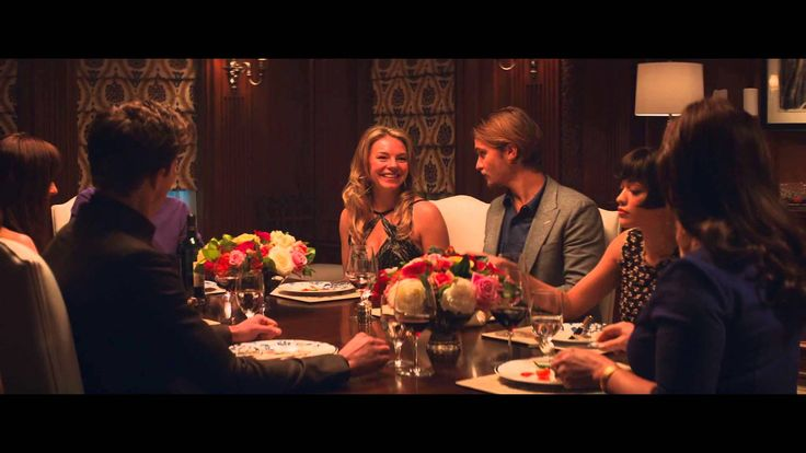 Fifty Shades of Grey - Ana's Closet: Dinner (HD)