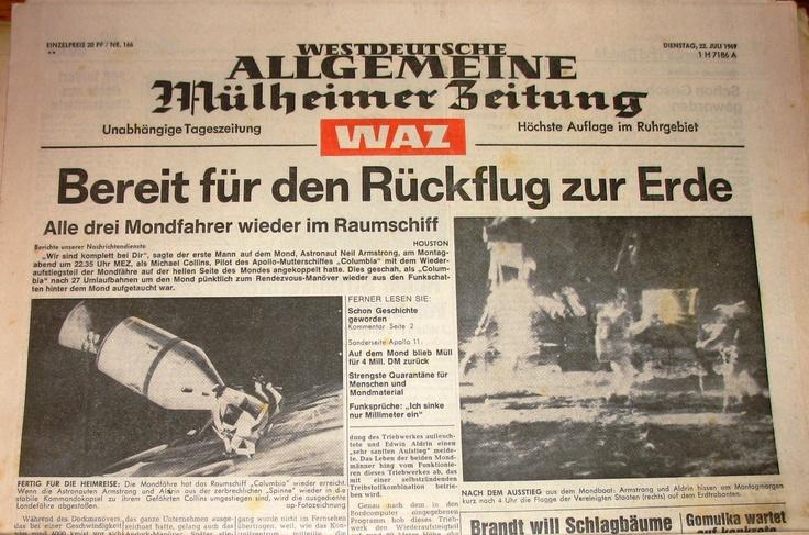 WAZ - Westdeutsche Allgemeine Zeitung