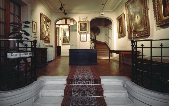 El santuario de Gustave Moreau