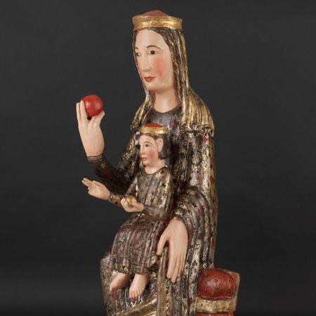 Nuestra Señora de la Naranja, Olocau del Rey