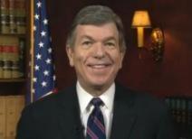 Republican Senator Roy Blunt, Missouri