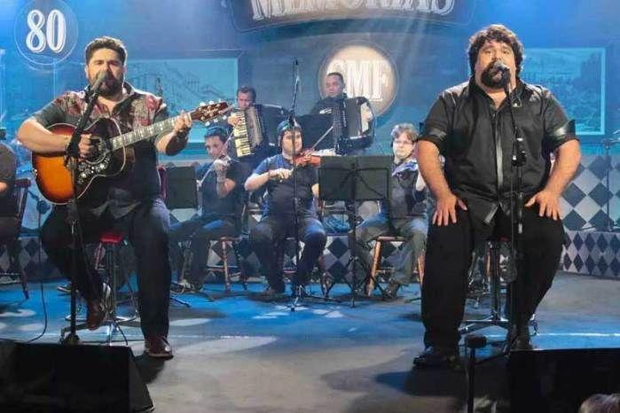 César Menotti e Fabiano se apresentam em Belo Horizonte
