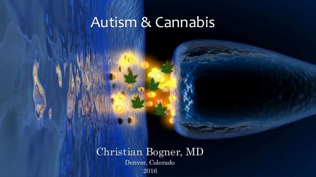Cannabis and Autism - Dr Christian Bogner, MD