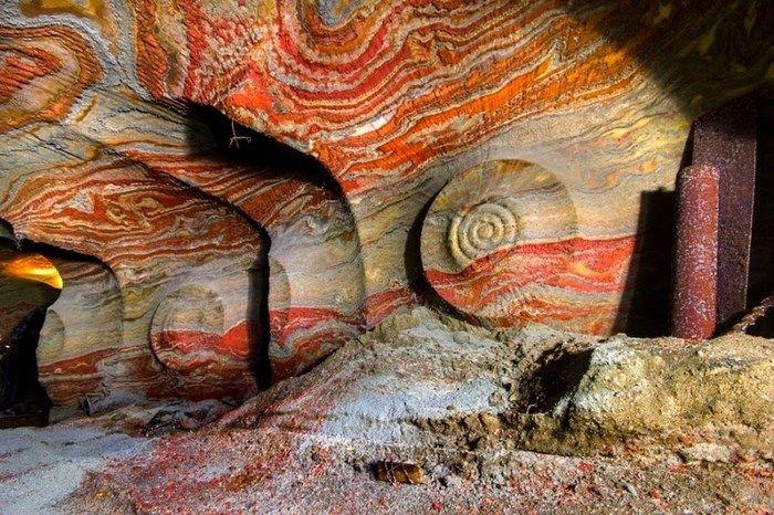 Планета Земля и Человек: Соляная пещера под Екатеринбургом