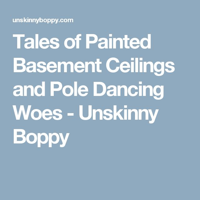 20 Cool Basement Ceiling Ideas: Best 25+ Basement Ceilings Ideas On Pinterest