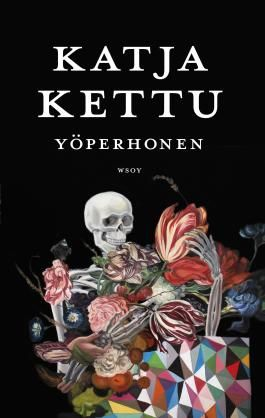Yöperhonen - Katja Kettu - #kirja