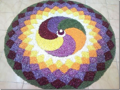 50 Best Rangoli Designs Art and Patterns With Pictures | Style At Life
