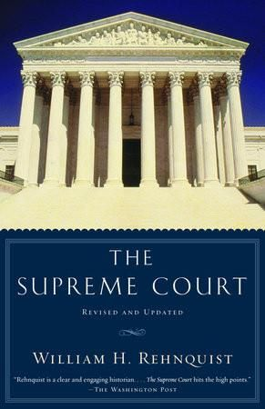 by William H. Rehnquist January 4, 2005 ISBN 9780375708619