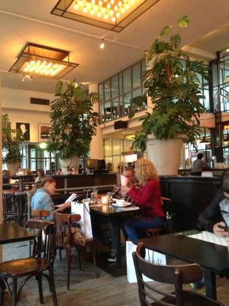 Dudok Cafe @ Rotterdam | Netherlands | #travel | herbandlace.com