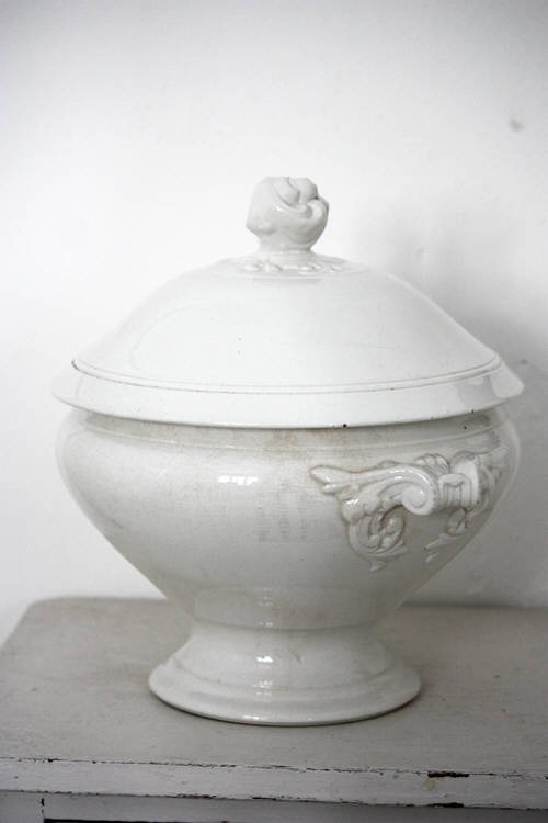 A charming piece of ironstone ...