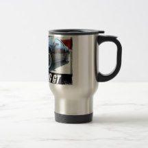 2003 Mustang GT Travel Mug
