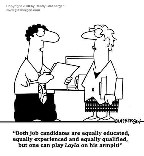 4 Ways To Make The Most Of Your Cv S Top Quarter: 31 Best Funny Recruitment And Interview Cartoons Images On Pinterest