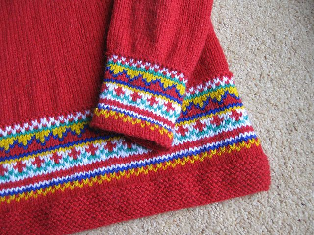 914 best Fair Isle - Stranded Knits images on Pinterest | Fair ...