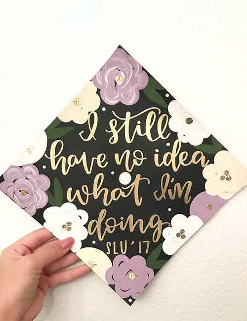 20 Best Graduation Cap Decoration Ideas