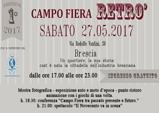 Campo Fiera Retrò a Brescia  http://www.panesalamina.com/2017/55938-campo-fiera-retro-a-brescia.html