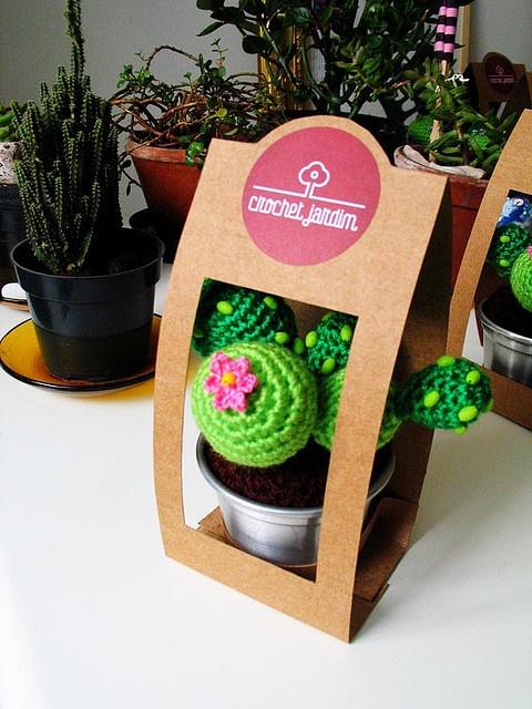 Cacti crochet