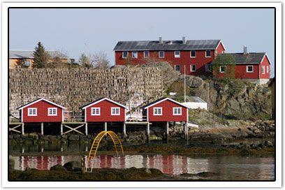 Kunstnerhuset Lofoten #HattvikaLodge