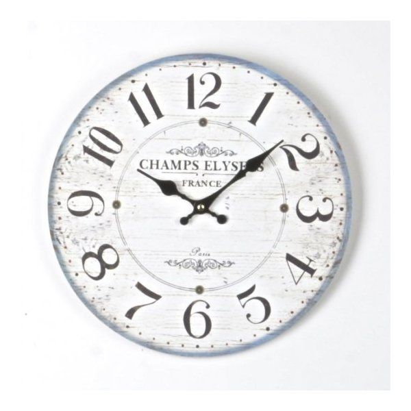 Cory Champs Elysees 13 5 Wall Clock Reviews Joss Main With