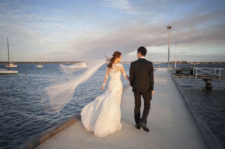 Photography: DeRay & Simcoe - deraysimcoe.com.au   Read More on SMP: http://www.stylemepretty.com/australia-weddings/2016/04/29//