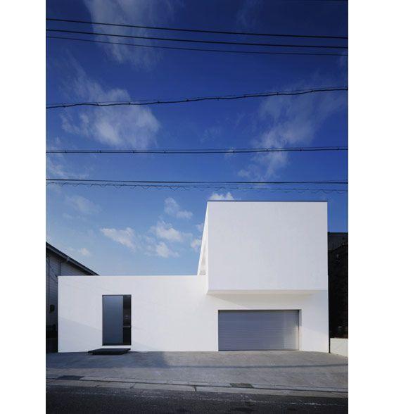 Modern Minimal House Design Plastolux Nrm Architects