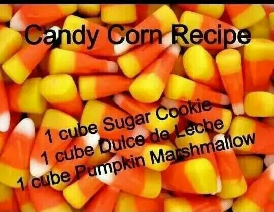 Candy Corn Scentsy Scent Recipe Fall/Winter 2014 https://aberrier.scentsy.us