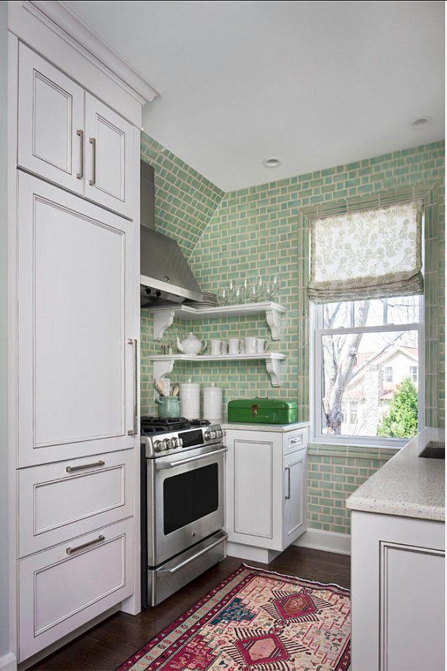 New York Style Kitchen. Small Kitchen #KItchen #SmallKitchen #NewYork