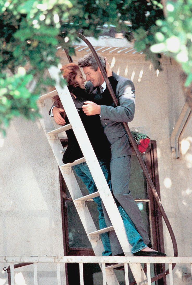 Julia Roberts and Richard Gere in Pretty Woman, 1990. Via hollywoodlady.tumblr.com