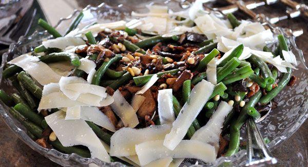 mushrooms pine beans mushrooms bacon mushrooms beans olives onions ...