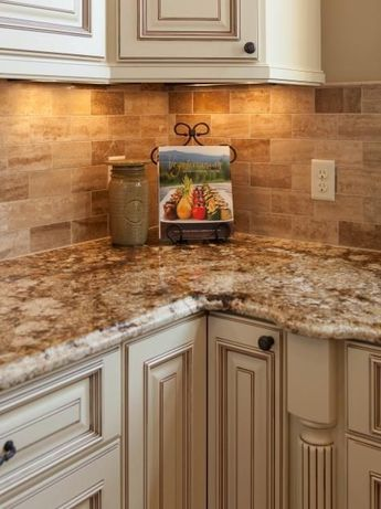 Traditional Tuscan Kitchen Makeover